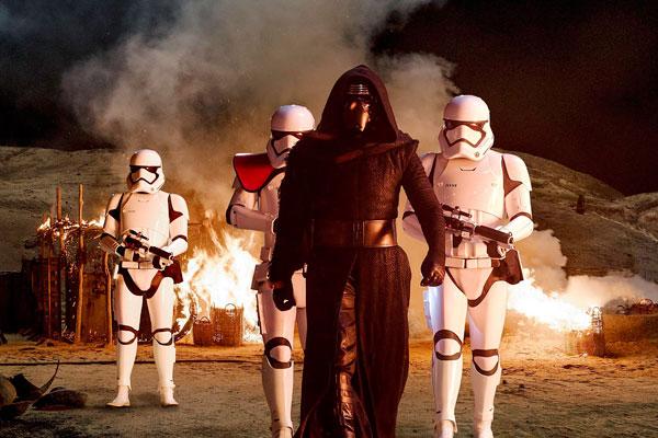 7-мой отрывок «Звездных войн» номинировали на«Оскар» заспецэффекты