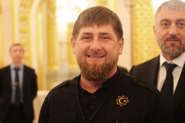 Кадыров возглавил топ-10 блогеров