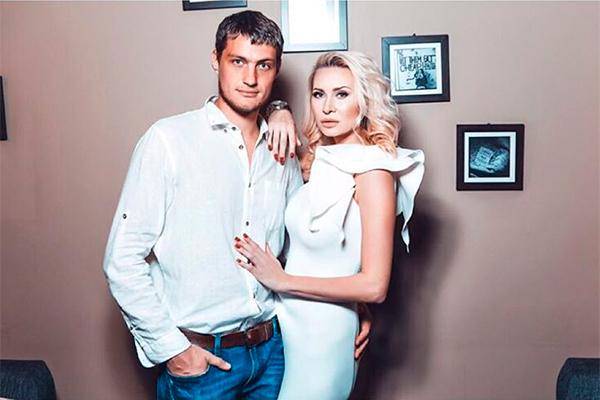 Элина Камирен и Александр Задойнов. Фото: instagram.com/elina_kamiren_