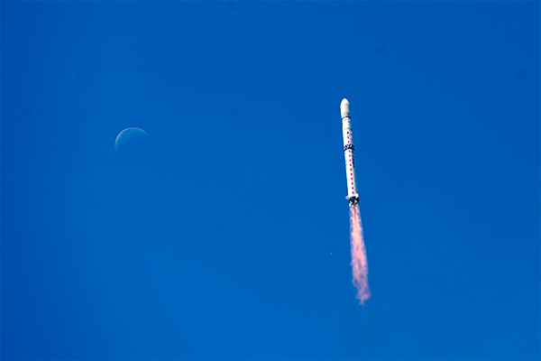 Роскосмос создаст ракету на природном газе