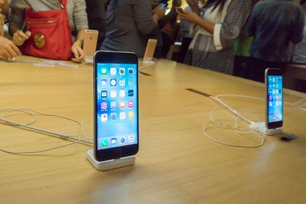 В России упали цены на iPhone 6