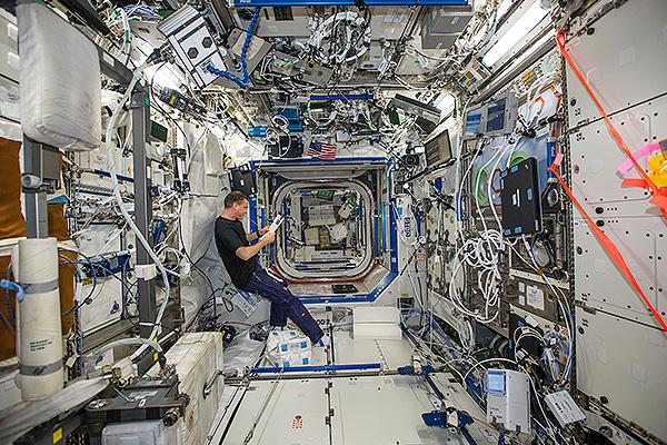 На МКС сломалась система удаления углекислого газа