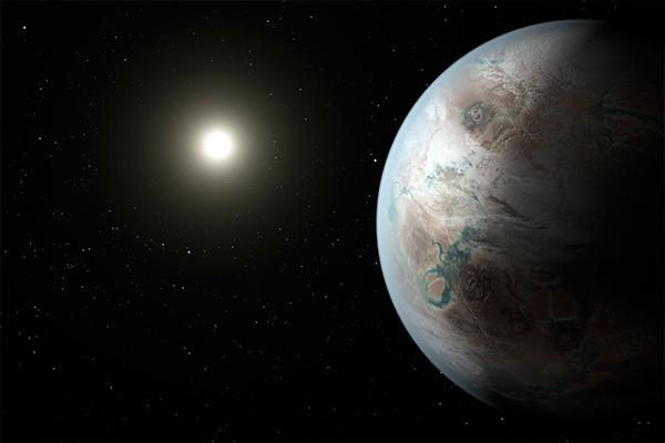 Найдена первая звезда в истории Вселенной