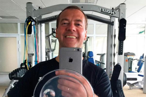 Медведев назвал свой любимый гаджет
