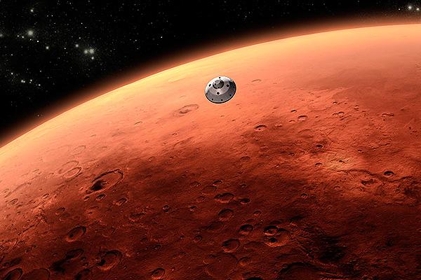 Российские военные обеспечат полет на Марс