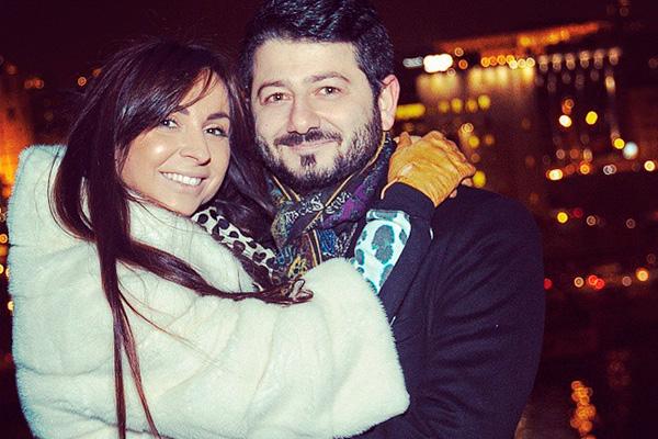 Виктория и Михаил Галустян. Фото: instagram.com/viktoriagalustyan