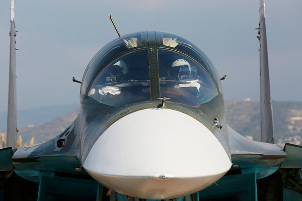 США подтверждают нарушение воздушного пространства Турции военным самолетомРФ