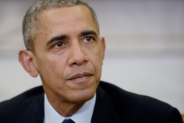Барак Обама. Фото: GLOBAL LOOK press/Olivier Douliery