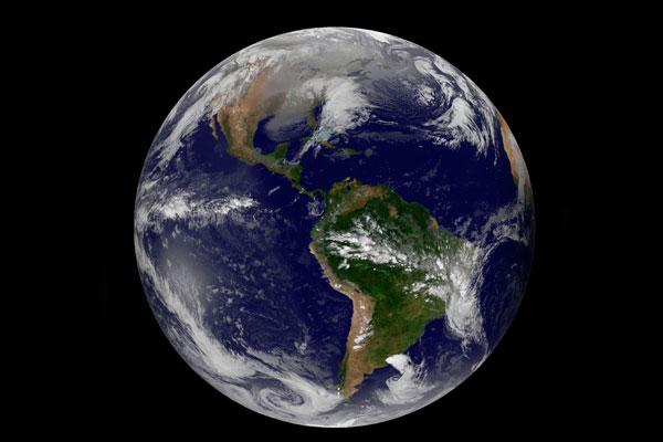 Ученые: Земля состоит из двух планет