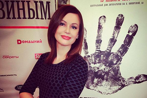 Ирина Безрукова. Фото: instagram.com/bezirina