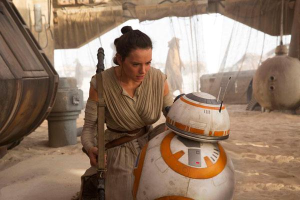 Новый эпизод «Звездных войн» стал самым кассовым фильмом в России