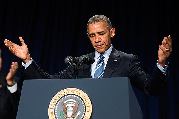 Барак Обама недоволен качеством Wi-Fi в Белом доме