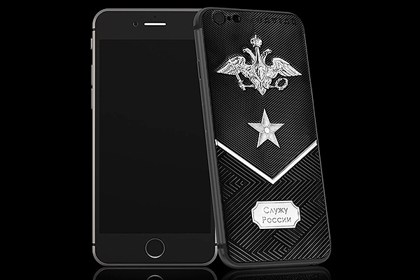 Люксовый iPhone для ВДВ
