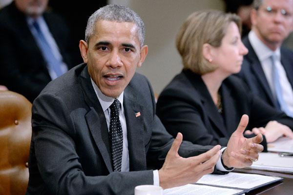 Обама обрадовался открытию века