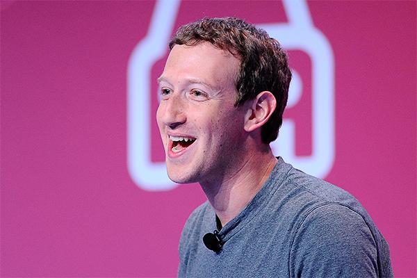 "Цукерберг объяснил ""эмоции"" Facebook"