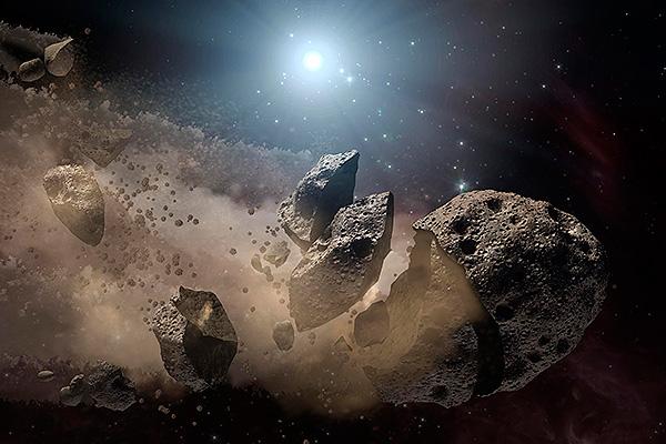 Российские ученые нашли внеземную жизнь