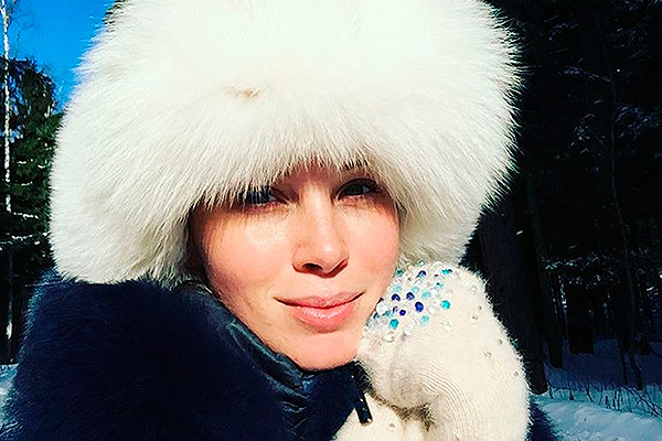 Полина Диброва. Фото: instagram.com/polinadibrova