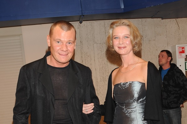 Владислав Галкин и Дарья Михайлова. Фото: GLOBAL LOOK press/Gennadii Usoev