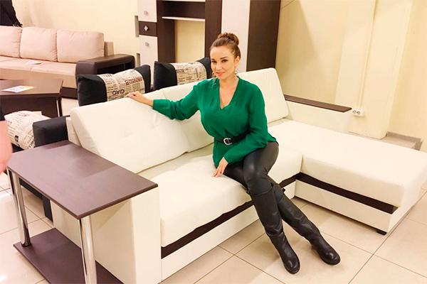 Анфиса Чехова. Фото: instagram.com/achekhova