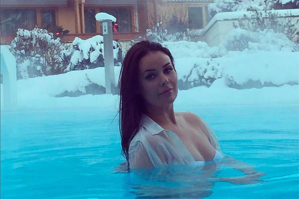 Оксана Федорова. Фото: instagram.com/fedorovaoksana