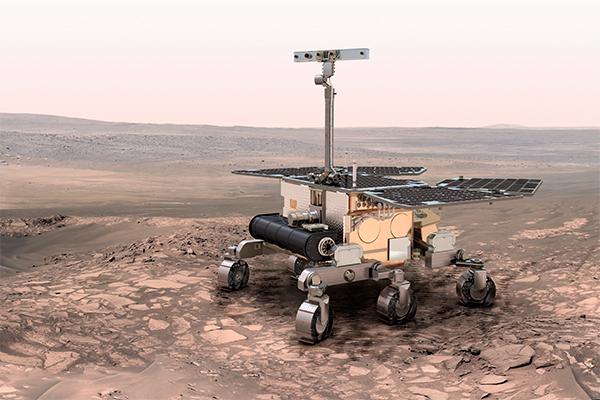 Роскосмос сообщил о возможном переносе второго этапа миссии 'ЭкзоМарс'