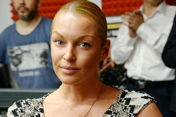 Анастасия Волочкова. Фото: GLOBAL LOOK press/Anatoly Lomokhov