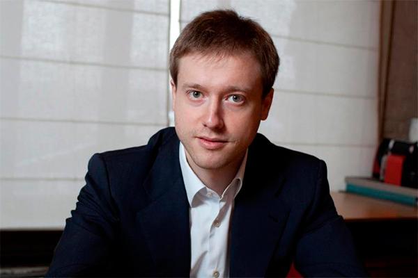 Дмитрий Ицков. Фото: facebook.com/ditskov