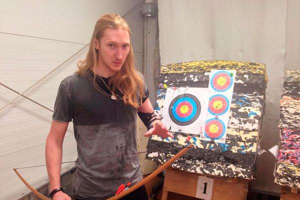 Евровидение-2016: участник от Республики Беларусь прострелил себе руку