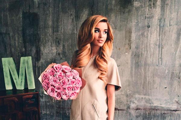 Ксения Бородина. Фото: instagram.com/borodylia