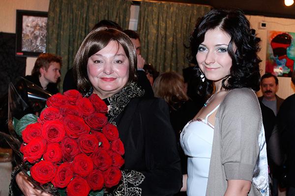 Наталья Бондарчук и Мария Бурляева. Фото: Юрий Самолыго/ТАСС