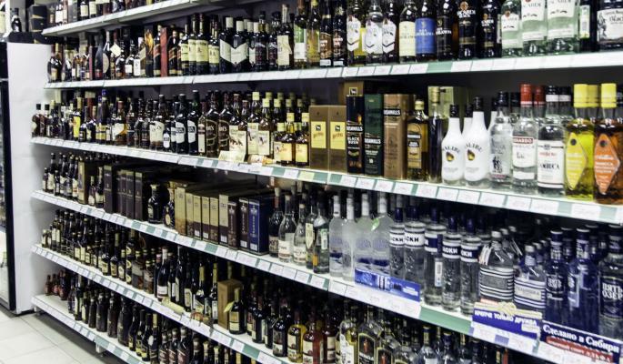 Из России может исчезнуть импортный алкоголь