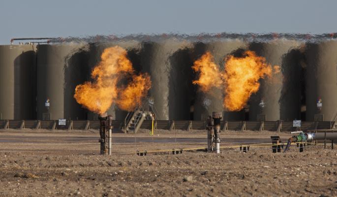 В США резко сократились запасы нефти