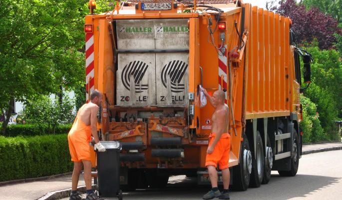 Pоссияне заплатят за вывоз мусора
