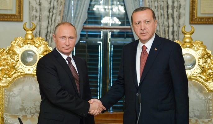 Россия и Турция подписали соглашение по