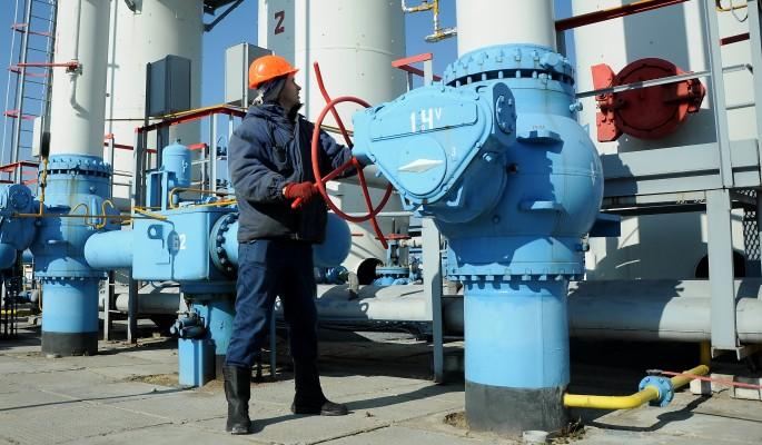 Украина начала откачивать газ из подземных хранилищ
