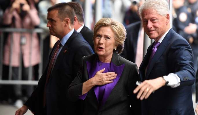 хиллари клинтон проклятие сша