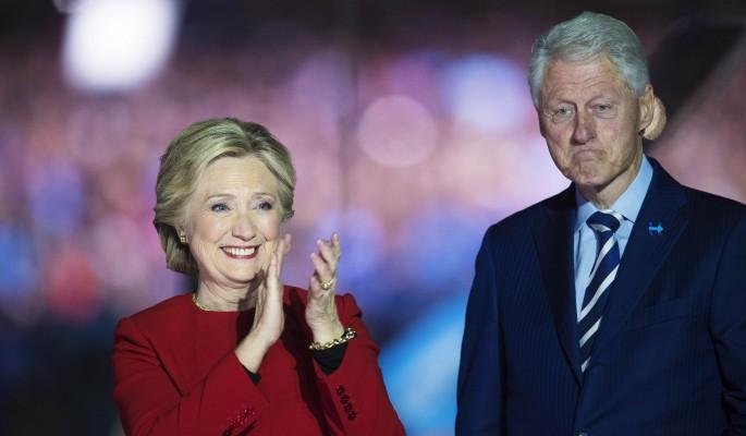 хиллари клинтон билл