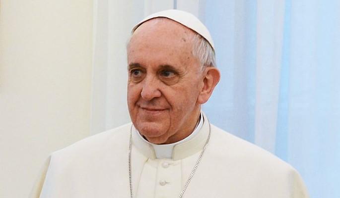 папа римский важное заявление донбассу