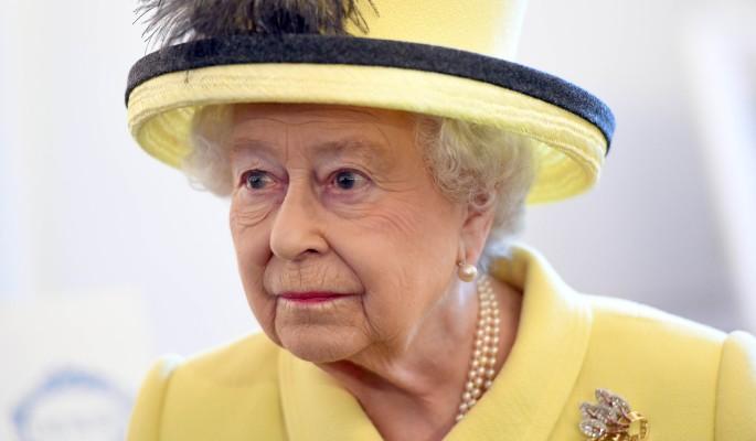 королева елизавета принцем смерти