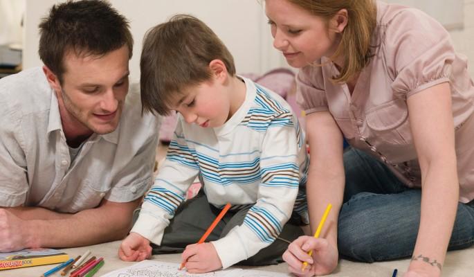 Секрет воспитания счастливого ребенка