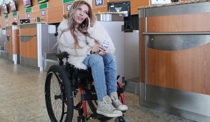 Украина запрещает Самойловой поездку на Евровидение