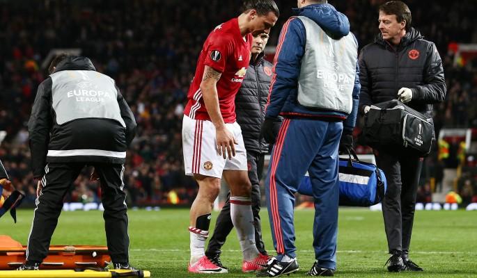 Ибрагимович получил жуткую травму (видео)