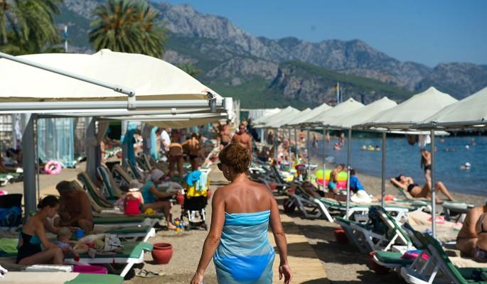 российских туристов унижают турции