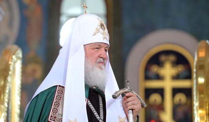 патриарх кирилл раскрыл секрет связи святым духом