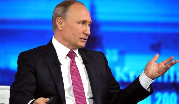 Путин оценил прямую линию