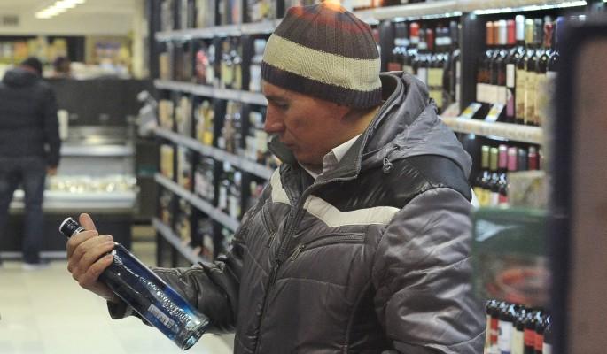 Россиян хотят оставить без алкоголя в выходные