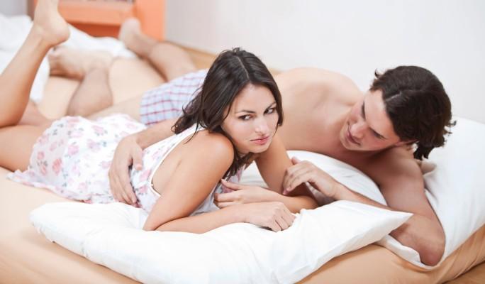 Симуляция женского оргазма