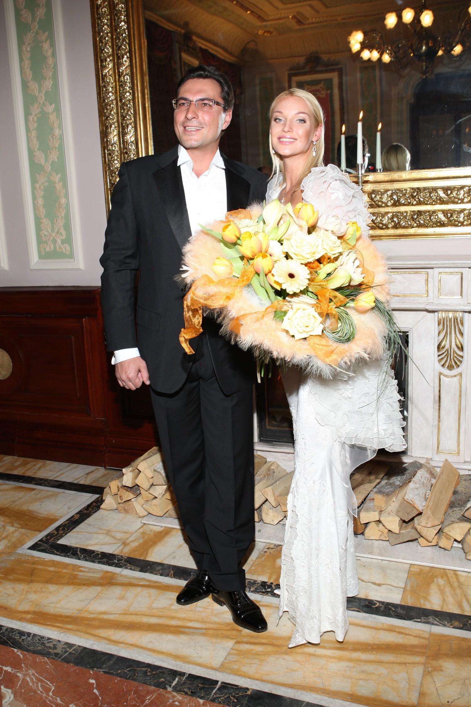 Волочкова вдовин свадьба фото