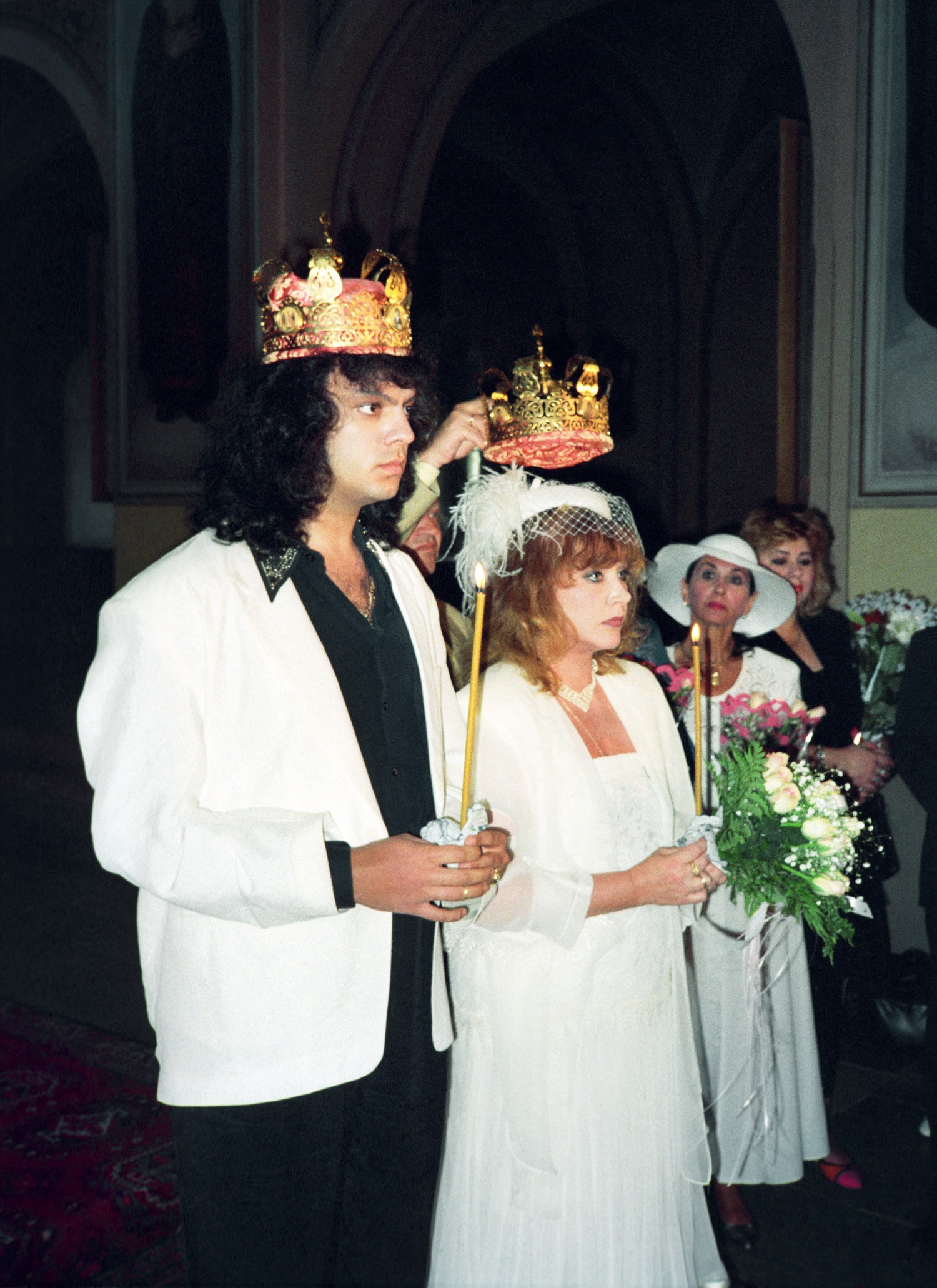 Пугачева киркоров свадьба фото