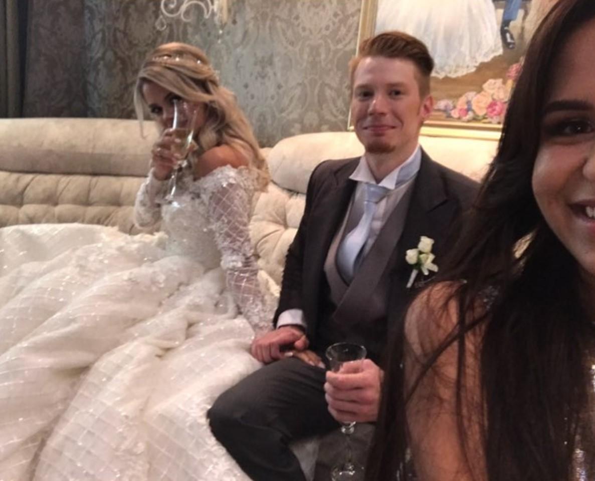 Свадьба Никиты Преснякова...